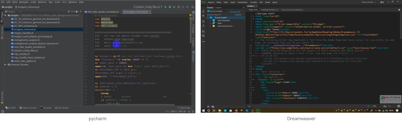 本地的编程软件成为web开发产品学习的对象